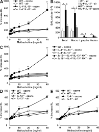 ozone exposure in a mouse model induces airway hyperreactivity