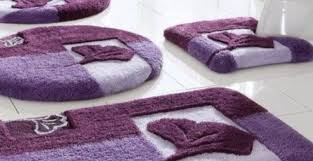 bathroom luxury bathroom rug set 3 pcs amazing bathroom rug set