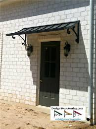 Awnings For Windows On House The Concave Gallery Metal Awnings Projects Gallery Of Awnings