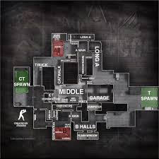 Cs Go Wildfire by Steam Community Guide Map Callouts Op Wildfire