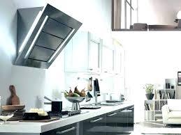 hotte cuisine verticale hotte cuisine hotte cuisine airone murale ophalie verre blanc 80 cm