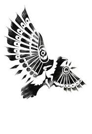 native american tattoo stencils raven native american