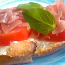 cuisiner du jambon blanc tartines au fromage frais jambon blanc et tomates recette au fromage