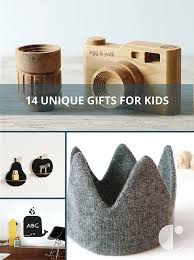 unique gifts gift guide 14 sweet and unique gifts for kids curbly