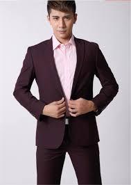 wine red man u0027s wedding suit men u0027s business casual men u0027s cultivate