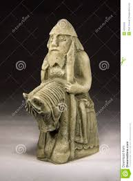 knight ancient chess piece stock photo image 43095266