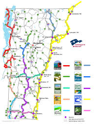 Hampshire England Map by Scenic Routes Vermont Scenic Shores U0026 Tours Pinterest