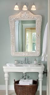 Decorating Powder Rooms Best 25 Coastal Powder Room Ideas On Pinterest Small Pedestal
