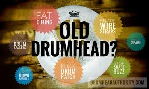 what to do with an top 9 drumhead uses don t throw them away drumhead authority