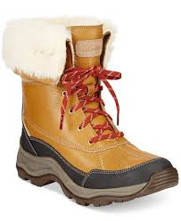 womens boots on sale at macys clarks collection s arctic venture cold weather boots