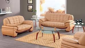 tan bonded leather oversized living room furniture u2014 liberty