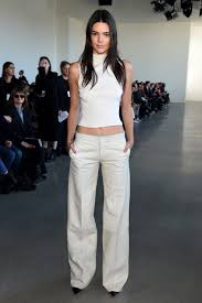 kendall jenner casual kendall jenner fashion evolution kendall jenner style vogue