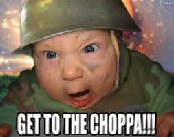 Get Meme - get to the choppa teh meme wiki fandom powered by wikia