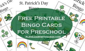 s day bingo st s day free printable bingo cards and thyme