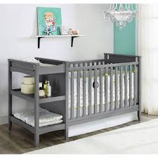 Convertible Crib With Storage Furniture Crib With Changing Table New Convertible Crib With