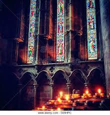 candles in windows cioccolatadivino
