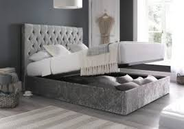 beliani water bed super king size full set paris black 12 stunning