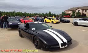 c5 corvette black c5 corvette racing 2 stripes vettestripes com