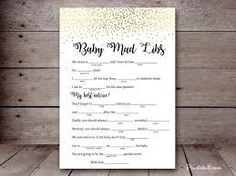 baby mad libs baby mad libs printabell create
