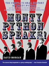 monty python speaks david morgan paperback