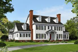 colonial style house colonial style house plan 6 beds 5 50 baths 7908 sq ft plan 932 1