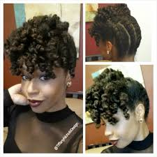 updo hairstyles for naturally curly hair natural hair style