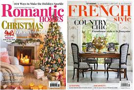 christmas in a magazine and 20 gorgeous diy christmas ornaments to