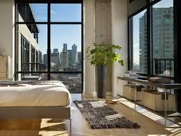 Urban Loft Style - contemporary exterior condo design ideas modern urban green loft