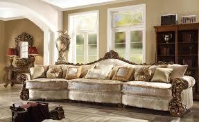 1608 homey design upholstery living room set victorian european