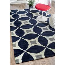 Navy Area Rug Roush Navy Area Rug Allmodern