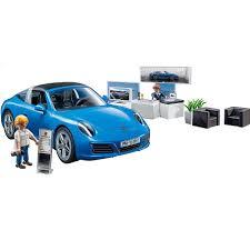 porsche playmobil игровой набор porsche 911 targa 4s с аксессуарами свет 5991