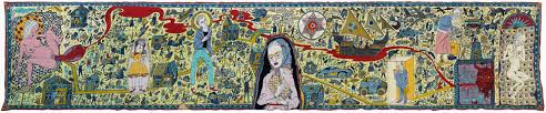 Grayson Perry Vanity Of Small Differences The Walthamstow Tapestry Grayson Perry Sartle See Art