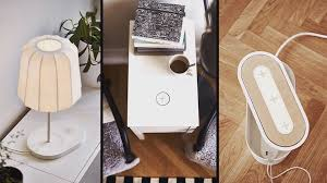 ikea charging station hack review ikea u0027s wireless charging furniture youtube