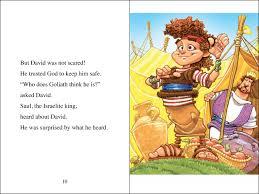david and god u0027s giant victory biblical values i can read