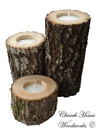 tree branch candle holder rustic tree branch candle holder set of 3 handmade
