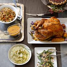 where to order thanksgiving dinner food wine