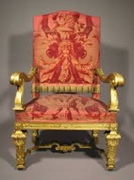 marble house conserving the dining room chairs