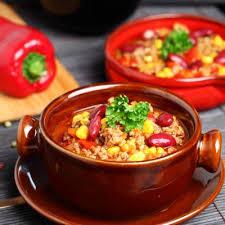 crockpot ground beef crockpot chili recipe recipe4living