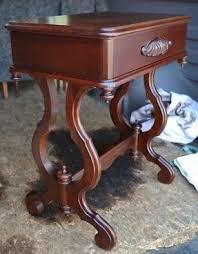 Pulaski Edwardian Nightstand Victorian Nightstands Foter