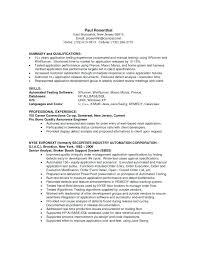 Field Service Engineer Resume Sample Sample Resume Quality Assurance Quality Engineer Resume Contact