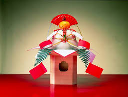 new year traditional decorations lucky food charming decorations visiting deities welcoming the