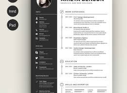 Contemporary Resume Templates Free Free Awesome Resume Templates Awesome Resume Templates 49