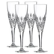 Royal Doulton Crystal Vase Royal Doulton Crystal Highclere Flute Set 4pce Peter U0027s Of