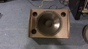empty 15 inch speaker cabinets l professional stage monitor 115xt hiq coaxial speaker box active