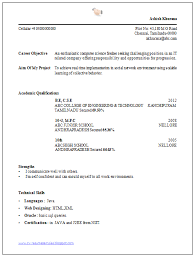 Sample Two Page Resume beautiful and simple resume template for all job seekers sample