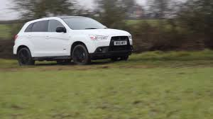 mitsubishi sports car white car throttle mitsubishi asx black edition review youtube