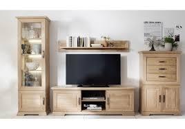 Wohnzimmerschrank Massivholz Massivholz Wohnwände Online Kaufen Woody Möbel