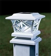 Outdoor Solar Lights For Fence Outdoor Solar Lights For Picket Fence For The Home Pinterest