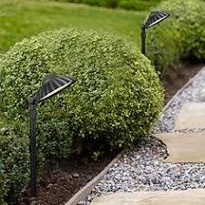 landscape lighting outdoor fixtures for garden and yard lamps plus