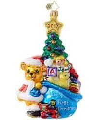 christopher radko ornaments value guide 1986 thru 2000